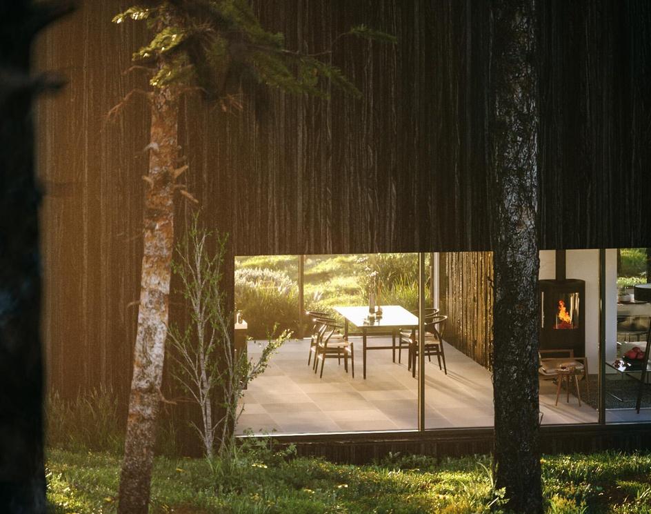 Hidden in Pines | Full CGIby Michael
