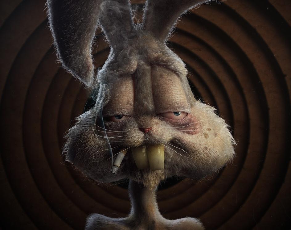 Bugs Bunnyby Yan Blanco