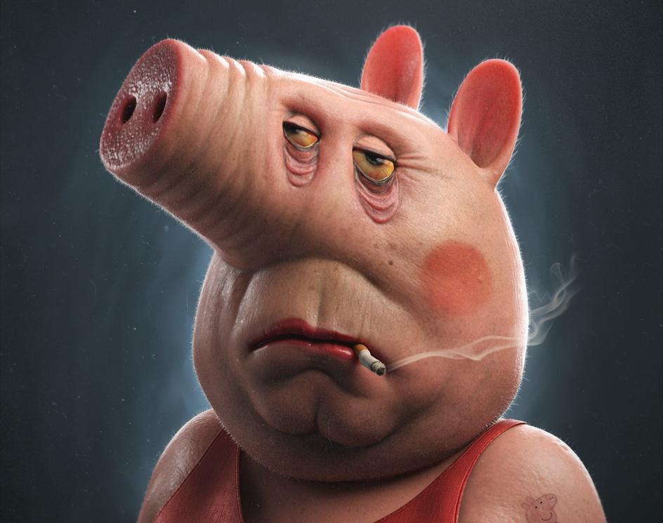 Peppa Pigby Yan Blanco
