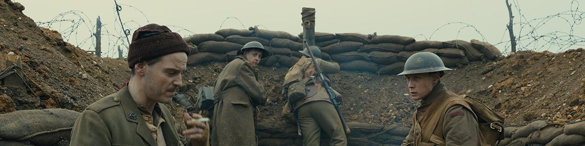 1917 bunkers world war I
