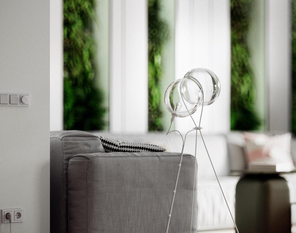 Modern interiorby Mykhaylo Faydula
