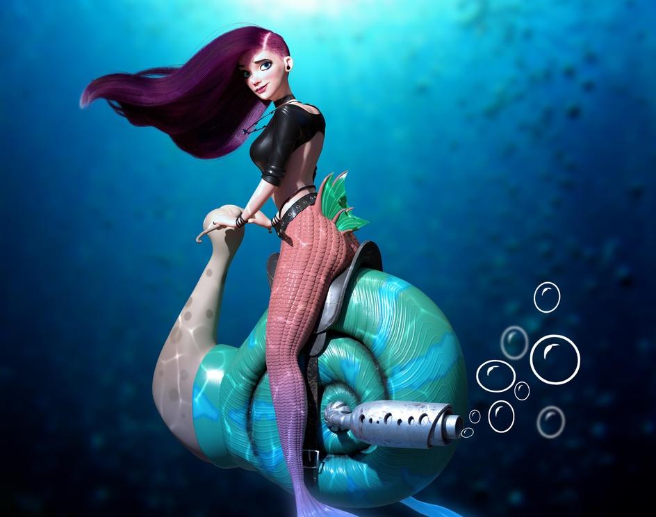 Mermaidby ali_s4deghi