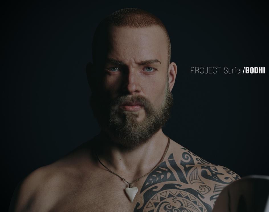 Project Surfer/BODHIby Tredistudio