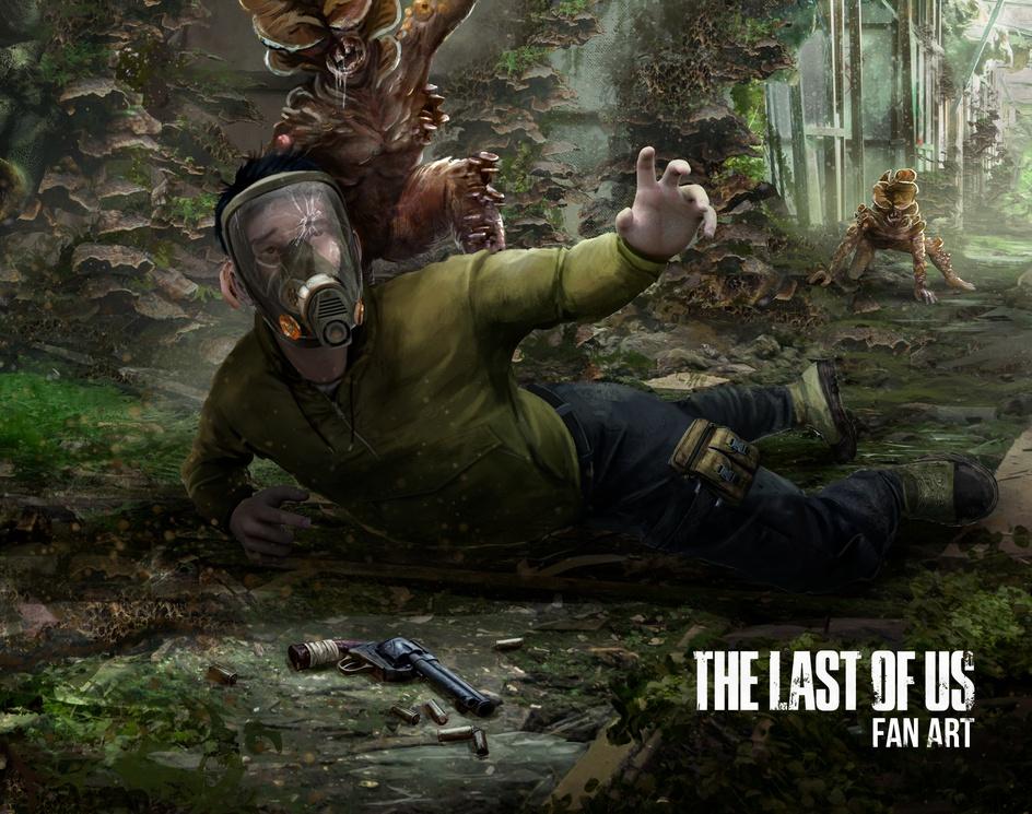 The last of us fanartby diegomatiz11