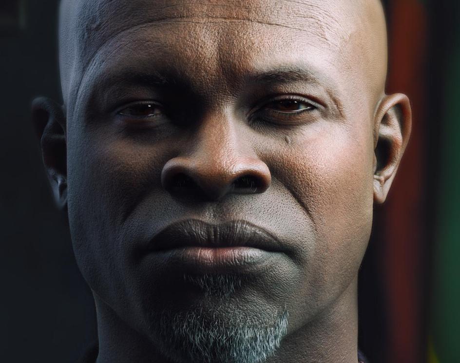 Djimon Hounsouby sarah mansour