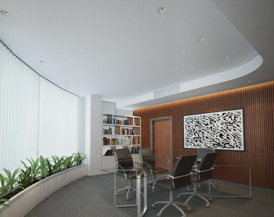 BPI Office interior Designby hamidreza majnooni