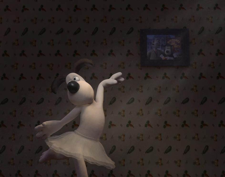 Gromit's Dreamby Victoria Freydin
