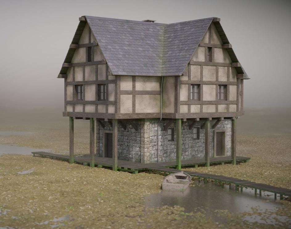 Maison isoleeby pchef