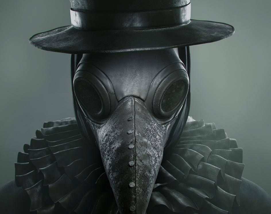 The Plague Doctorby PiotrKujko