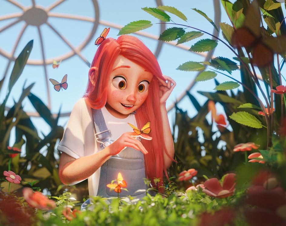 Little Girlby Matheus de Souza