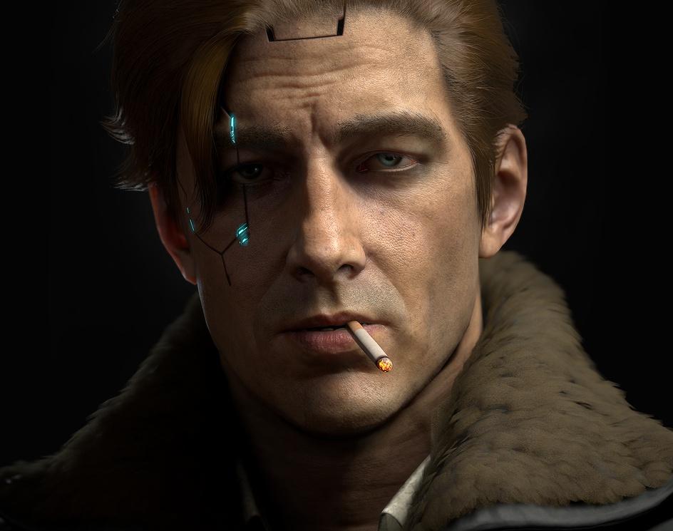 Deckard - Game Characterby Pedro Varella