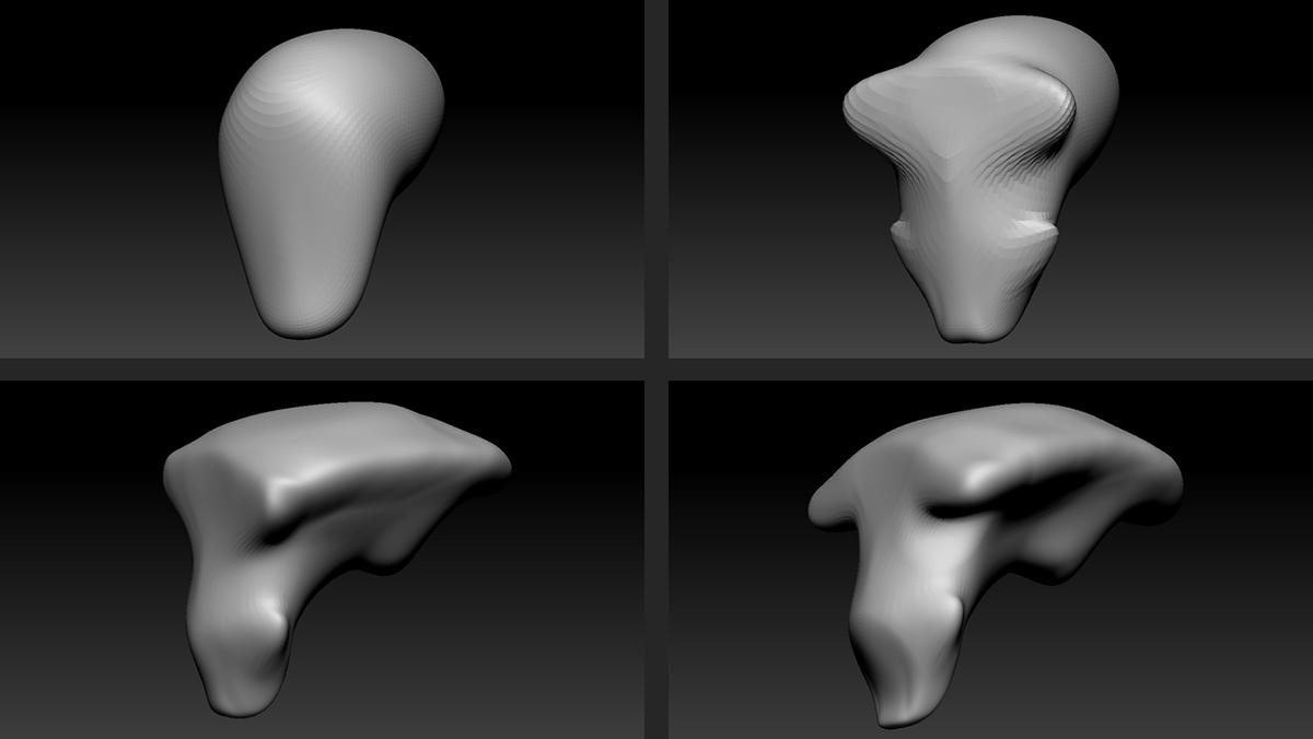 3d base shapes