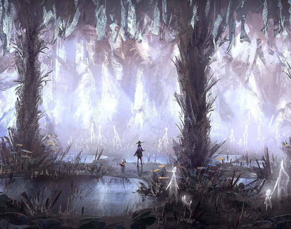The forest of free soulsby Thiago Baltar