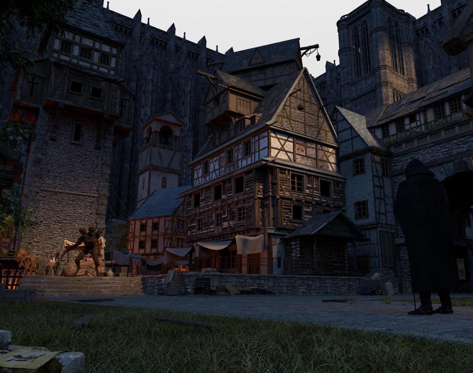 Medieval Fantasyby Logan Lee