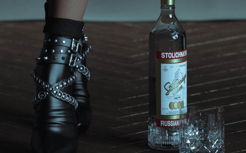 boots and alcohol modelling