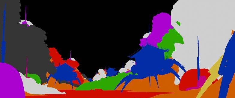 render landscape