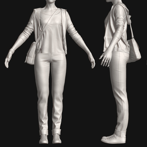 zbrush clothes sculpting