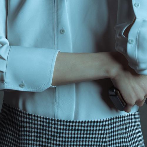 cg shirt and gun