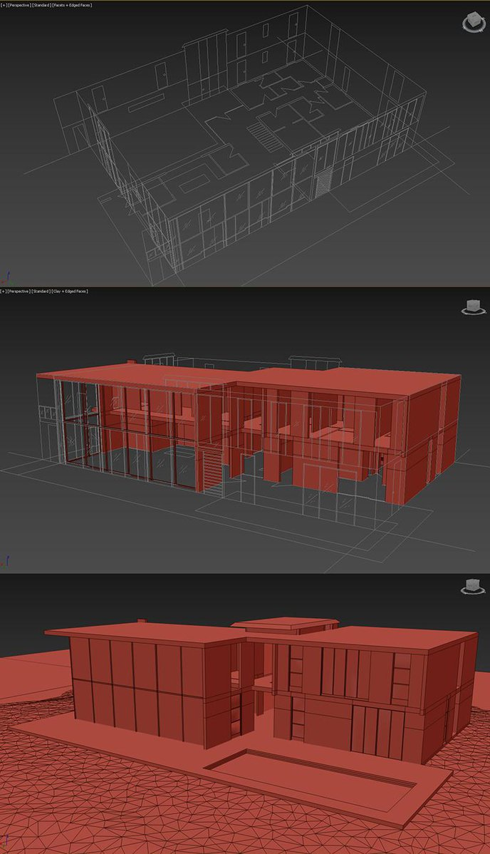 Style your dream house with 3ds Max · 3dtotal · Learn | Create | Share