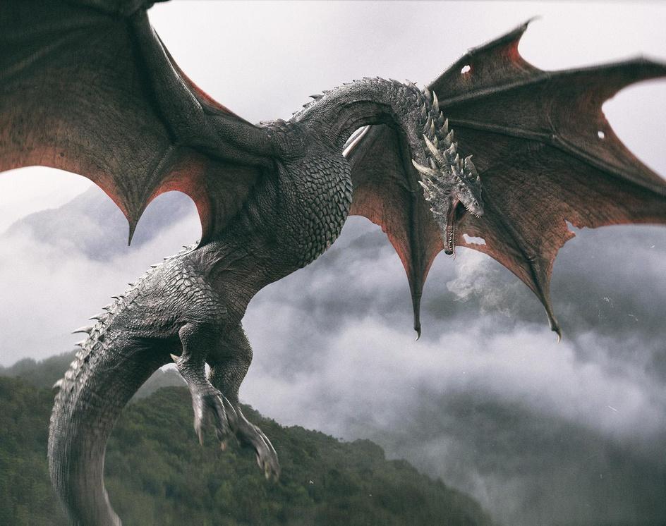 Dragon. Rufusby Vlad Konstantinov