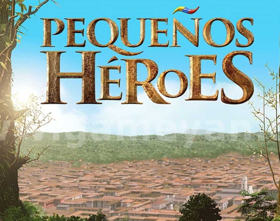 Pequenos Heroes tv cartoon film series by Animation Production Companiesby GameYan