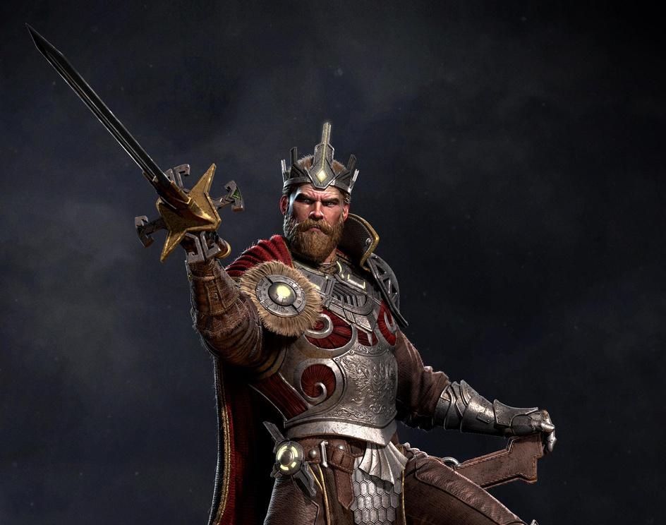 King Arthurby Leandro Pavanelli