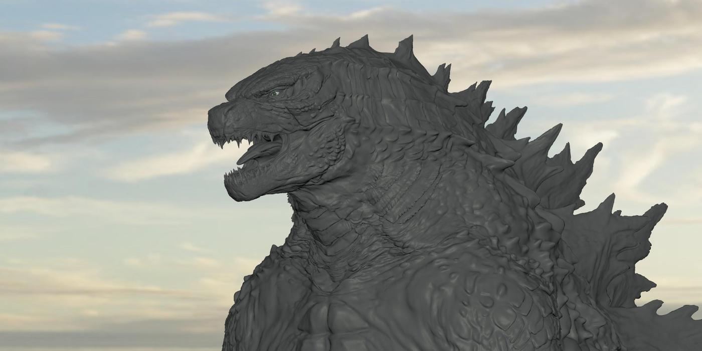 king kong godzilla warner brother imagery progression 3d imagery
