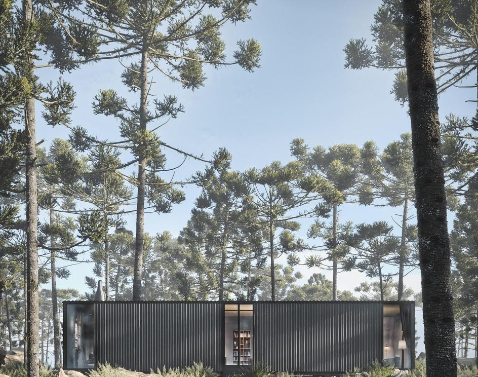 Casa del Bosque Tutorial de Nieblaby Amazing Renders