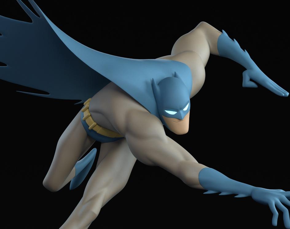 Batmanby Lukas Lima