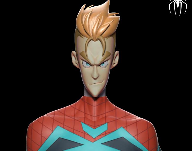 Spider-Manby Lukas Lima