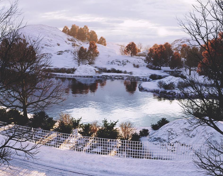 Dream Landscapeby Alireza Khoshpayam