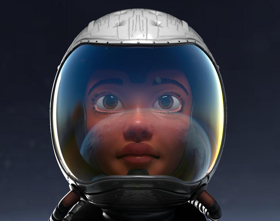 The Rocket Girlby syedjafri