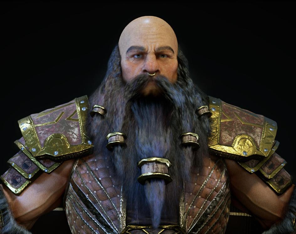 The Dwarfby Felipe Gomez