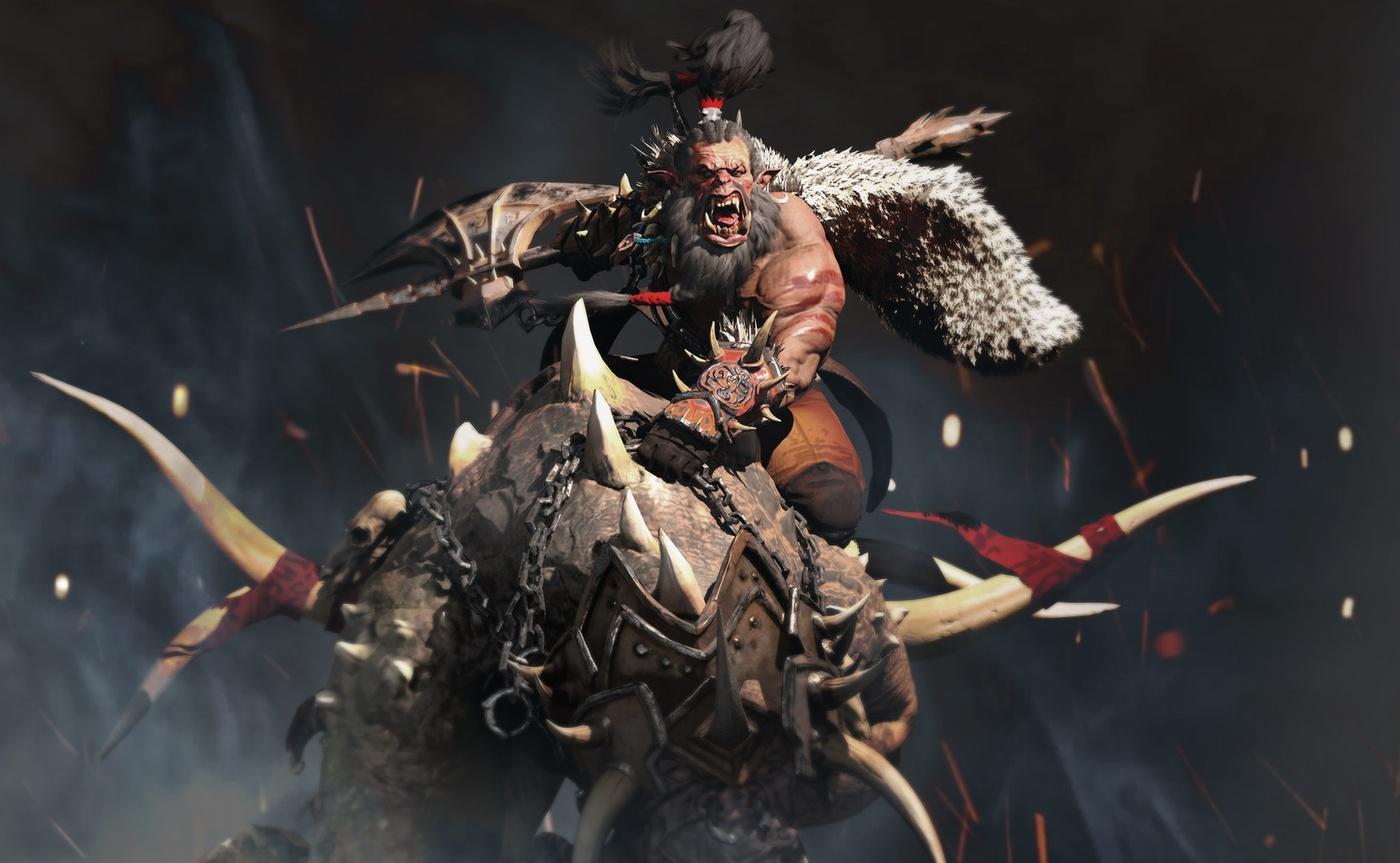 iron horse war chief world of warcraft