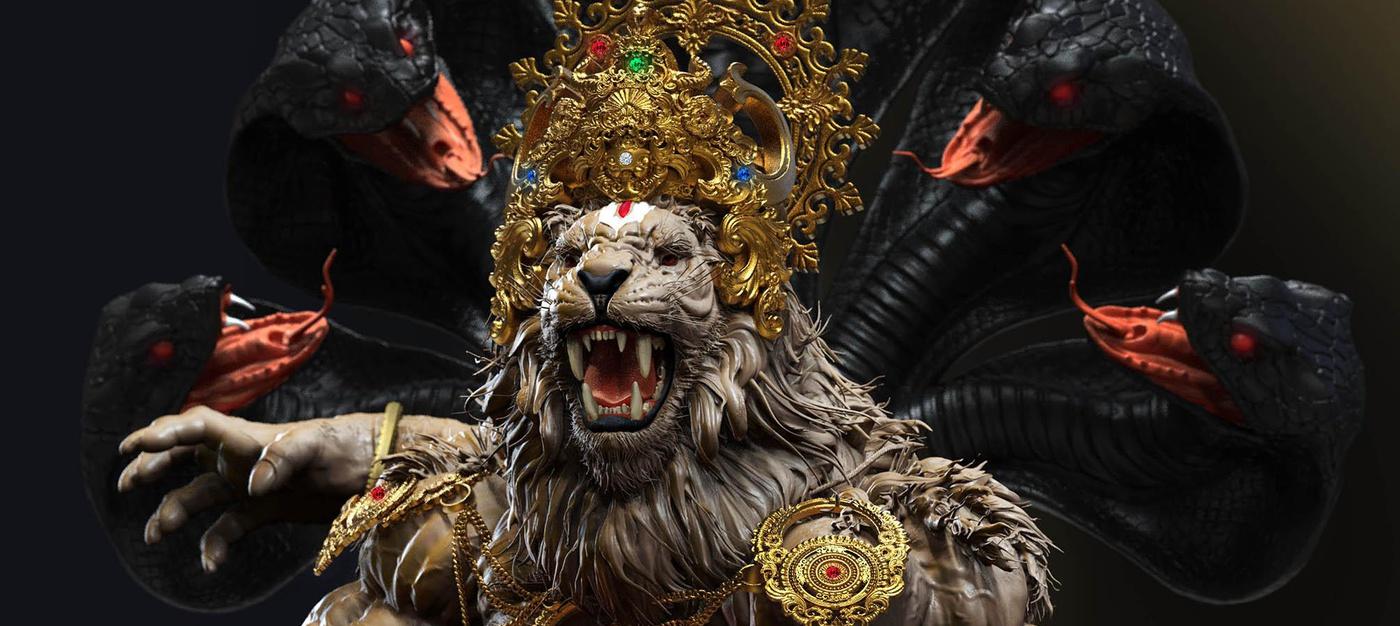 Indian mythology religion narasimha avatar epic hindu hinduism