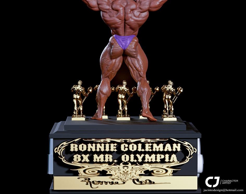 Ronnie Coleman The Legendby chsjacinto