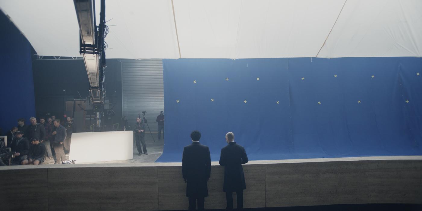 his dark materials blue screen fx effects