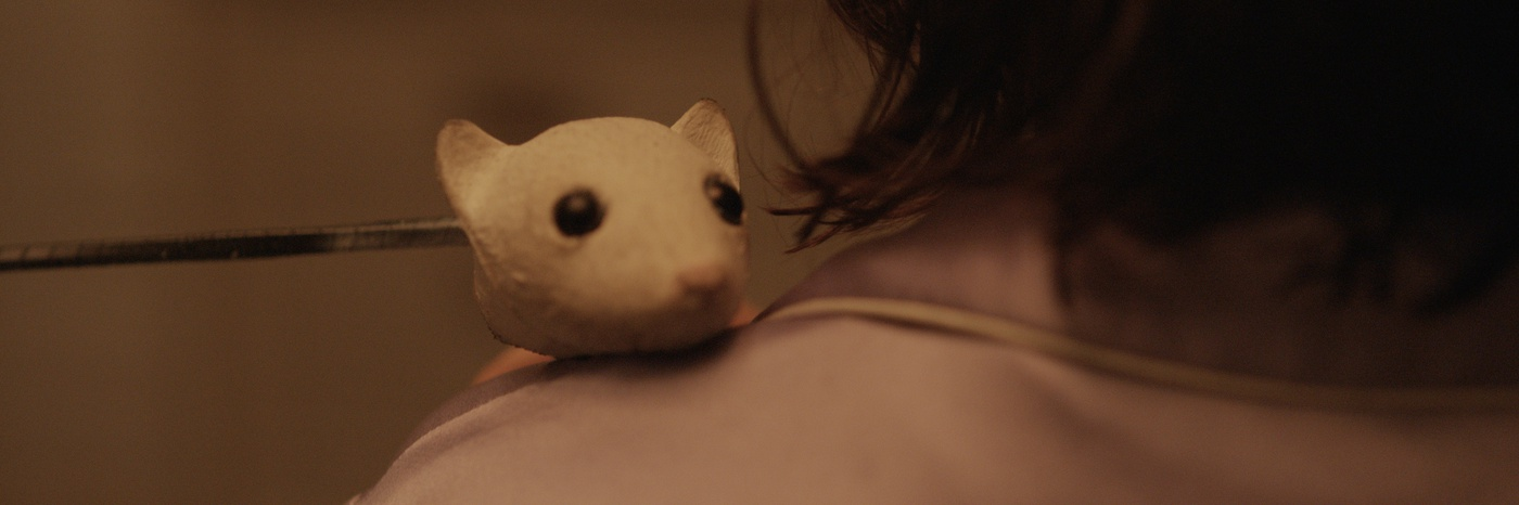 his dark materials mouse cgi