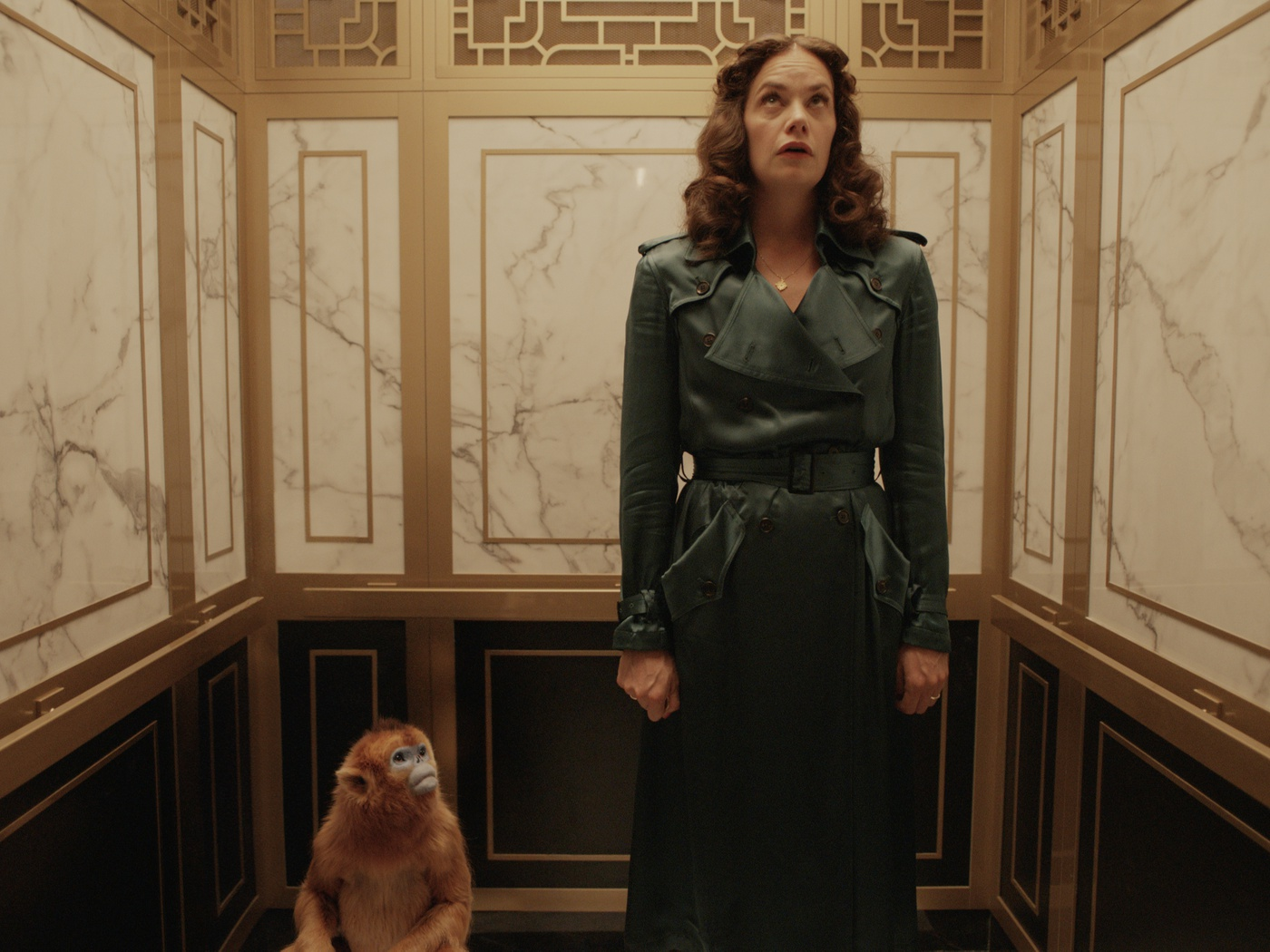 his dark materials monkey cgi