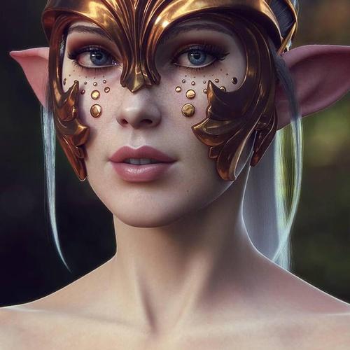 European folklore elf elfin elves elven