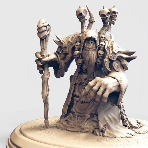 world of warcraft model fan art 3d design