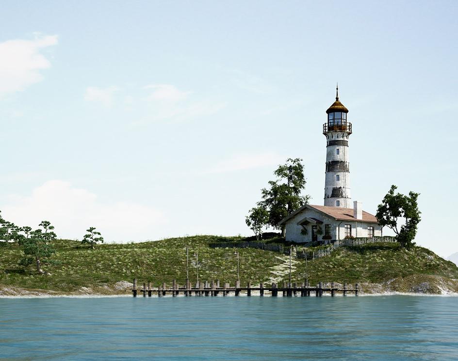 Lighthouseby CihanOzkan