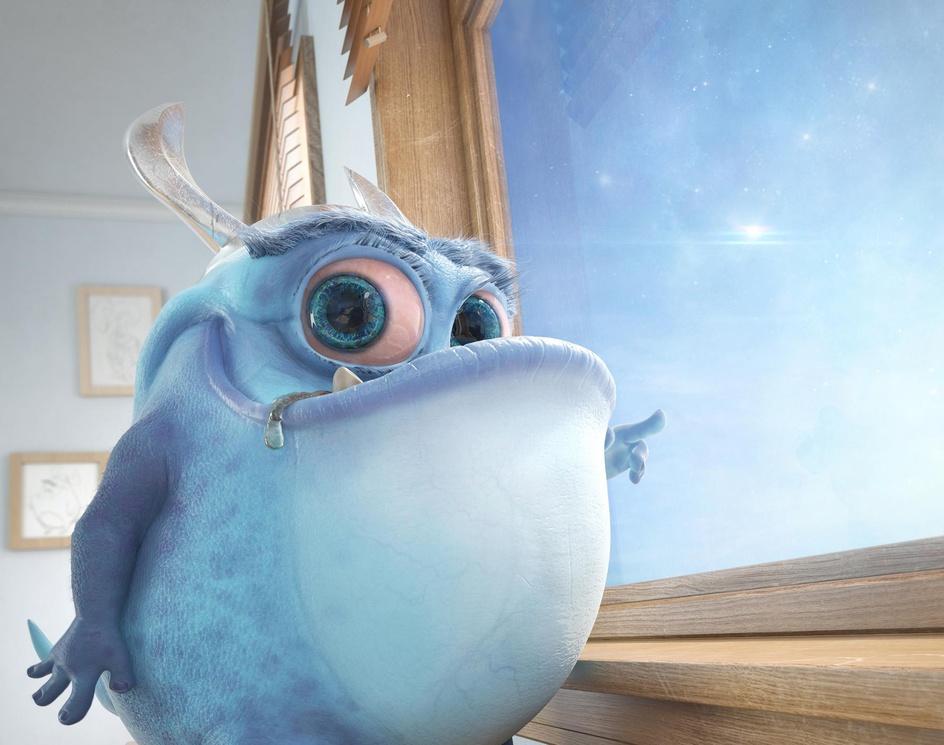 Little blu friendby Giaigio