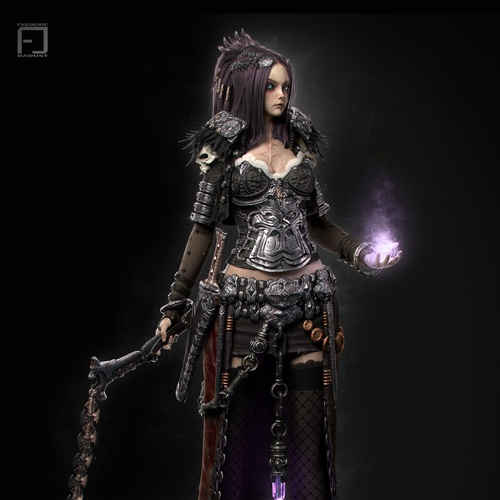 dark sorceress