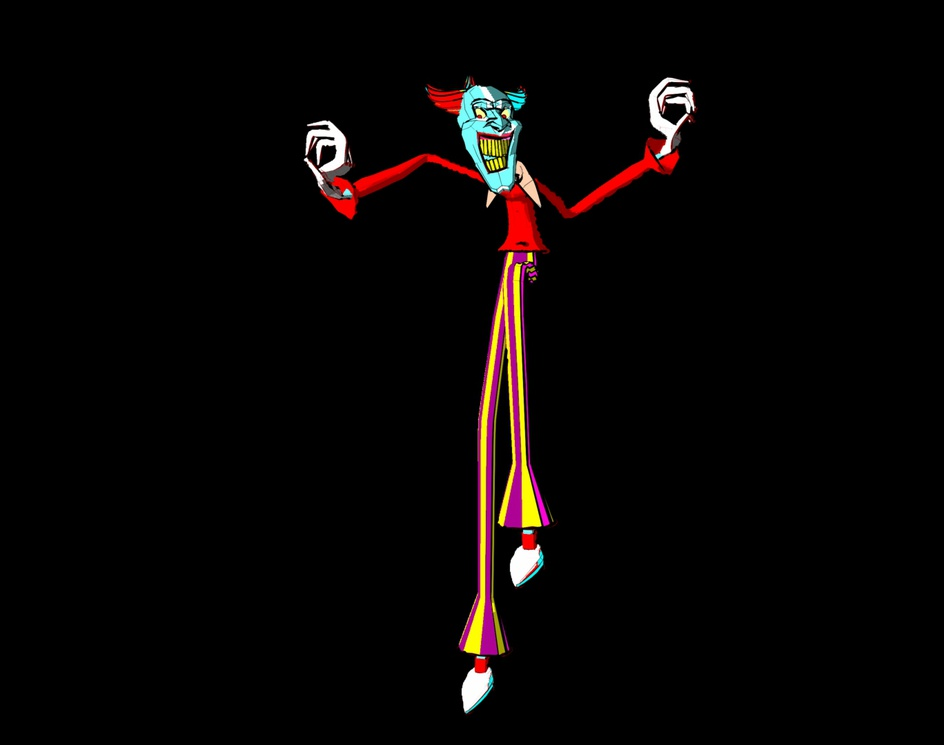 Evil Clownby Nytr8
