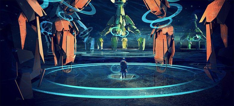 Cyberpunk Gundam