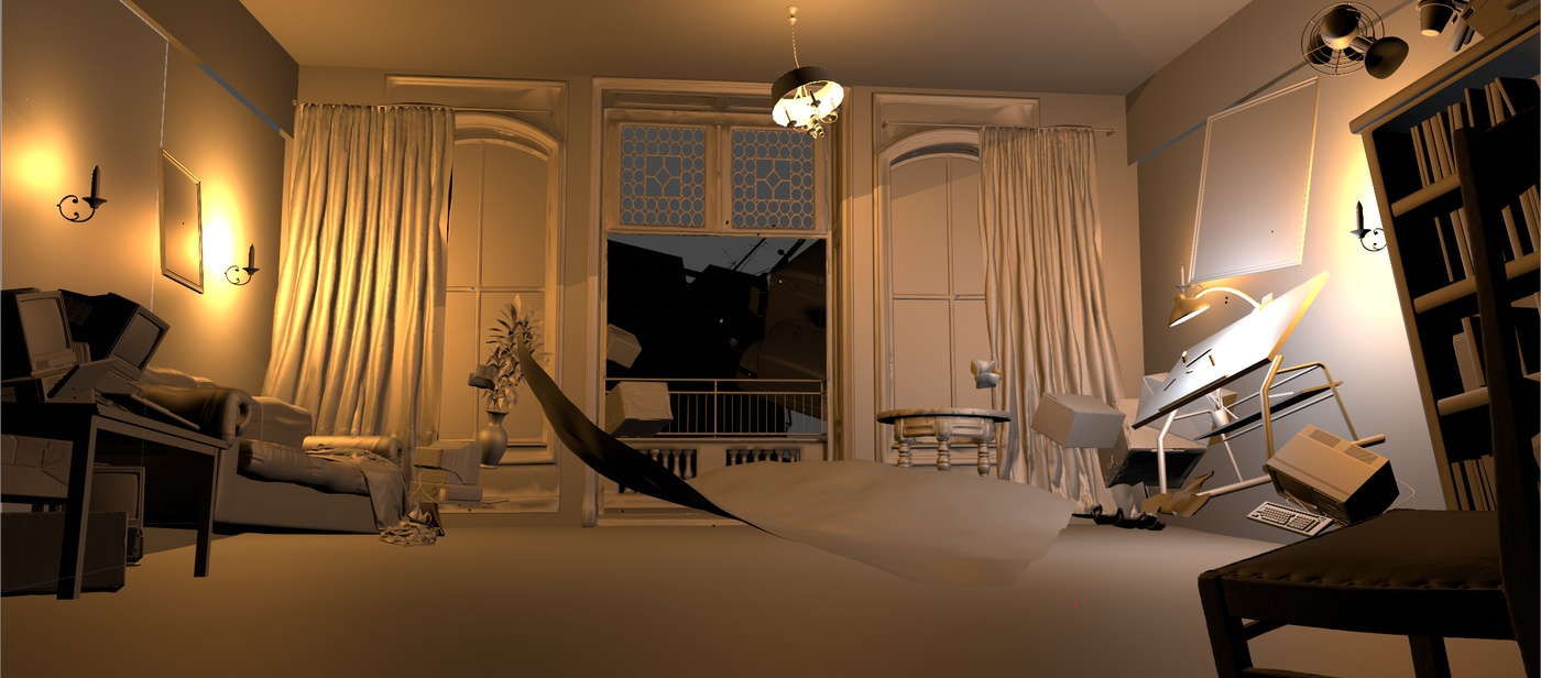 object placement room environment interior design lighting sourcing 3d mapping