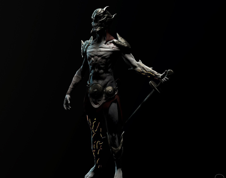 Draugr - Real time characterby Pericles_Bueno