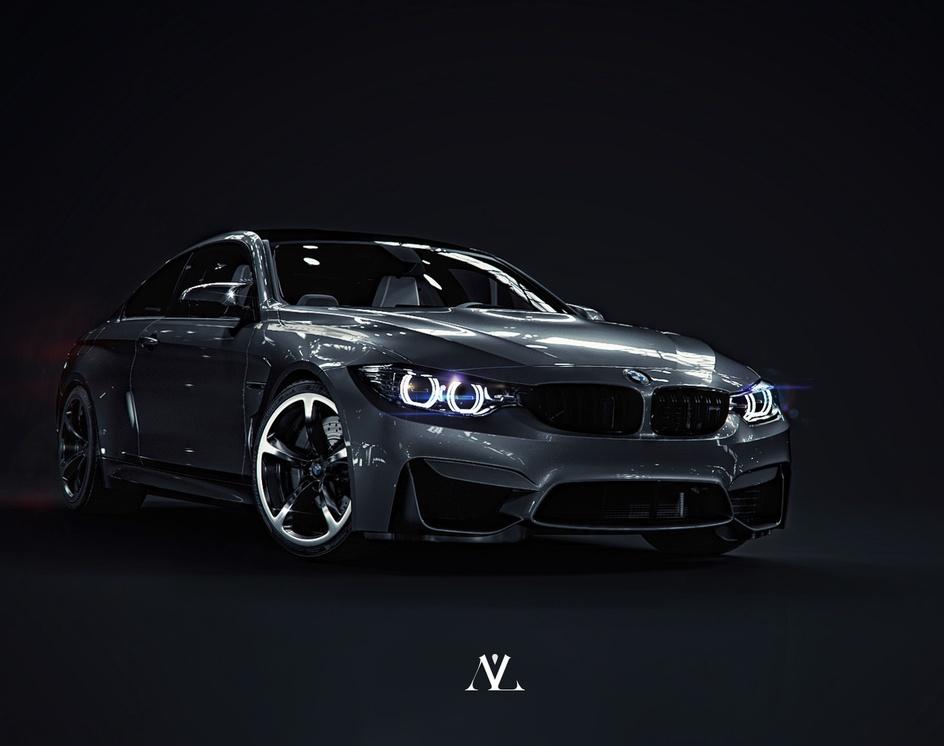 BMW Black Seriesby desgasteart