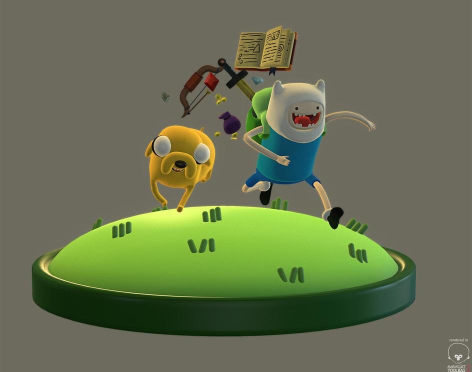Adventure Timeby TiagoRabello